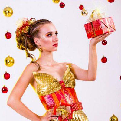 vlasove studio jana damsky uces modelka vanoce
